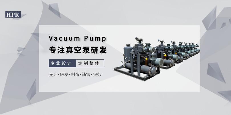 电厂脱硫真空泵